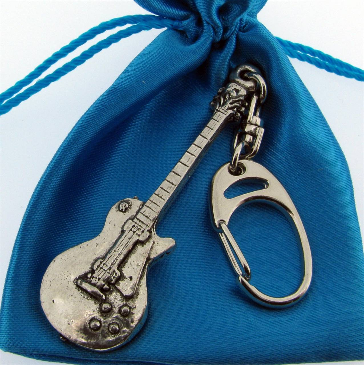 Electric Guitar (G) - high quality pewter gifts from Pageant Pewter