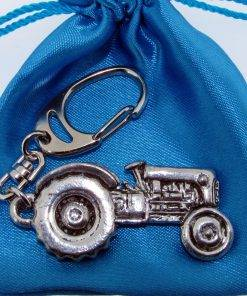 Tractor KR - high quality pewter gifts from Pageant Pewter