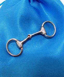 Snaffle Bit - high quality pewter gifts from Pageant Pewter