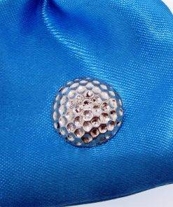 Golf Ball Pin Badge - high quality pewter gifts from Pageant Pewter