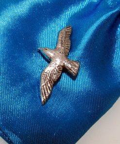 Seagull Pin Badge - high quality pewter gifts from Pageant Pewter