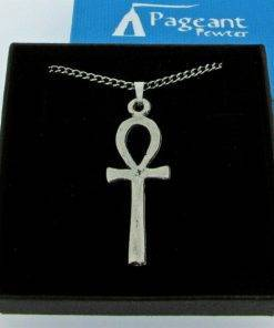 Ankh Pendant - high quality pewter gifts from Pageant Pewter