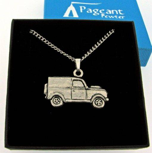 Classic Car LR - high quality pewter gifts from Pageant Pewter