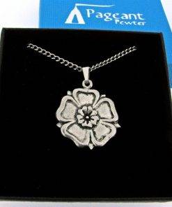 English Rose - high quality pewter gifts from Pageant Pewter