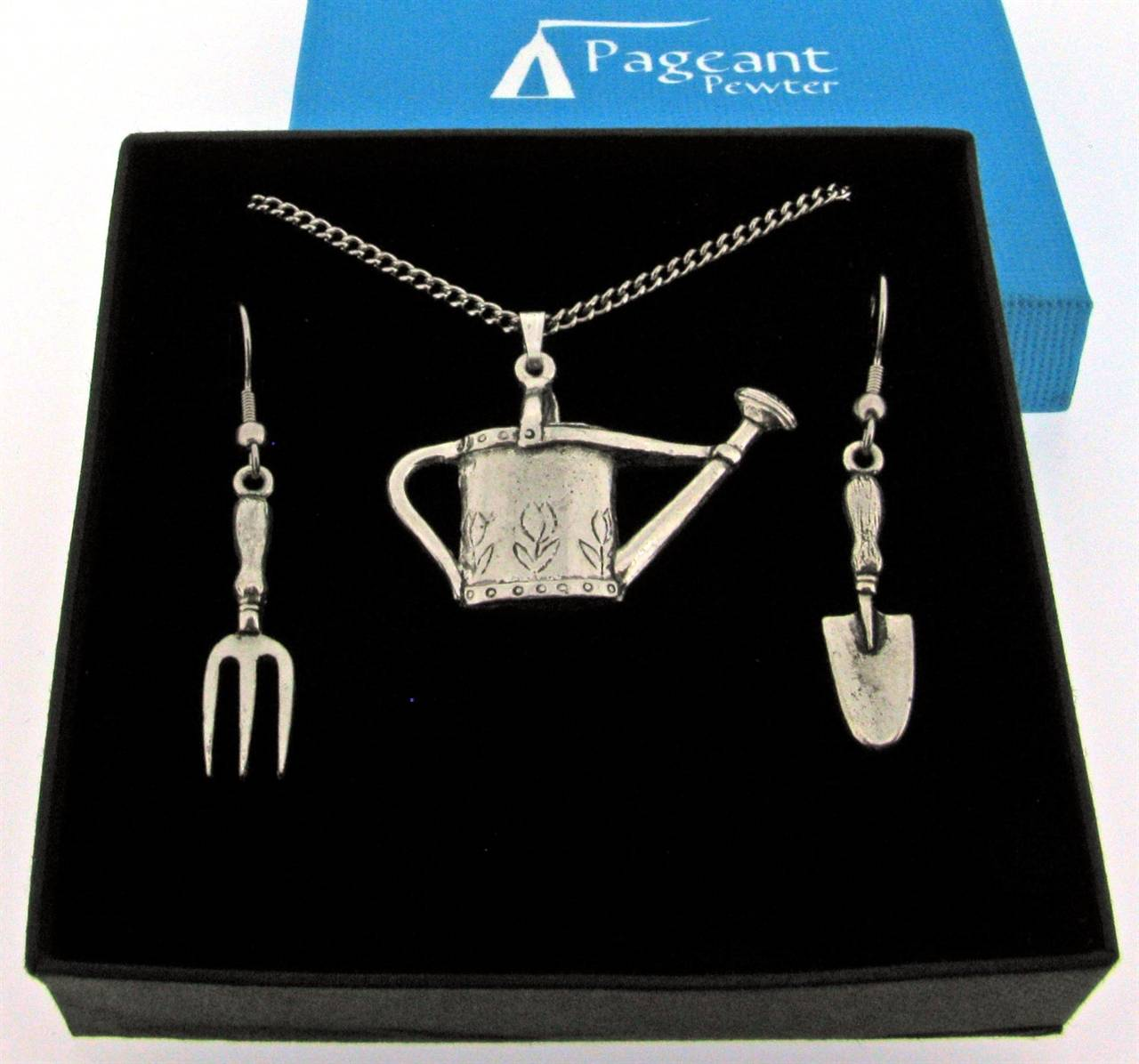 Gardening Jewellery Gift Set - high quality pewter gifts from Pageant Pewter  sc 1 st  Pageant Pewter & Gardening Jewellery Gift Set - high quality pewter gifts from ...