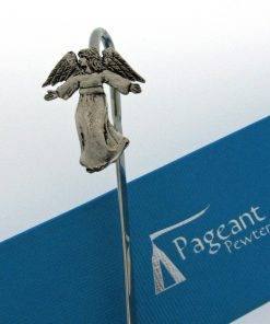 Angel Bookmark - high quality pewter gifts from Pageant Pewter