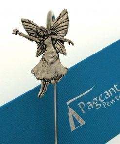 Fairy With Wand - high quality pewter gifts from Pageant Pewter