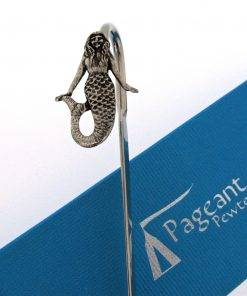 Mermaid Bookmark - high quality pewter gifts from Pageant Pewter