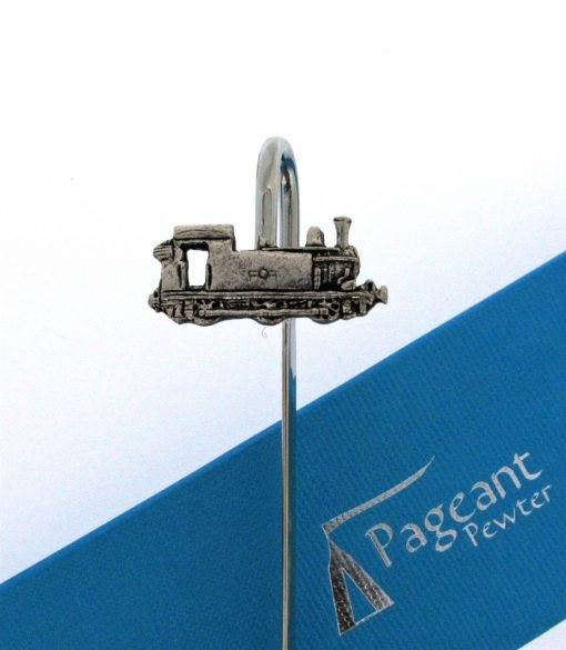 Train Bookmark - high quality pewter gifts from Pageant Pewter
