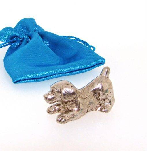 Puppy Miniature - high quality pewter gifts from Pageant Pewter