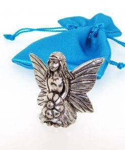 Larger Fairy Miniature - high quality pewter gifts from Pageant Pewter