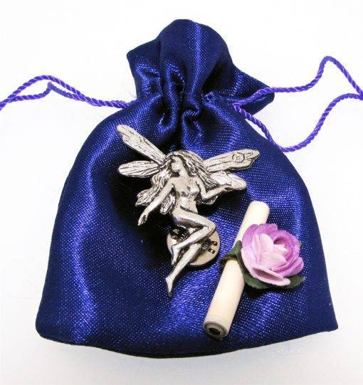 Fairy Wish - high quality pewter gifts from Pageant Pewter