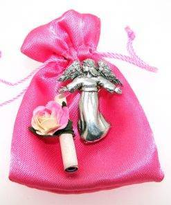 "Angel ""Wish"" - high quality pewter gifts from Pageant Pewter"