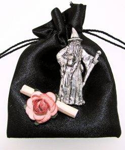 "Wizard ""Wish"" - high quality pewter gifts from Pageant Pewter"