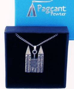 Southwell Pendant - high quality pewter gifts from Pageant Pewter