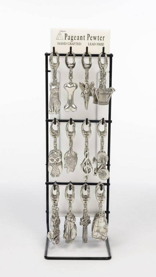 Keyring Display Stand